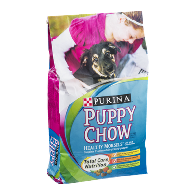 Purina Puppy Chow Puppy Food Healthy Morsels