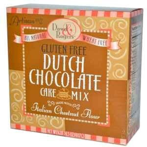 FunFresh Foods Dowd & Rogers Cake Mix Dutch Chocolate 14.5 oz