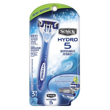 Schick Hydro Hydro 5 Disposable Razors