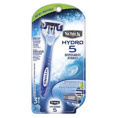 Schick Hydro Hydro 5 Disposable Razors