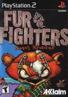 Acclaim Fur Fighters: Raw Revenge