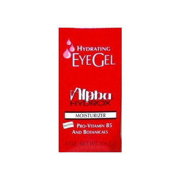Hydrating Eye Gel, Alpha Hydrox Moisturizer, Pro-Vitamin B5 & Botanicals, 0.5 oz