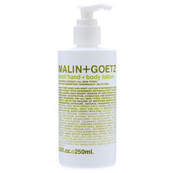 MALIN+GOETZ Neroli Hand+Body Lotion