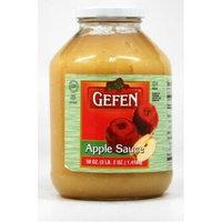Gefen Apple Sauce, Regular, 48 Ounce (Pack of 8)