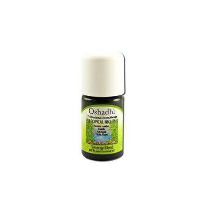 Oshadhi - Synergy Blend, Tropical Nights, 5 ml