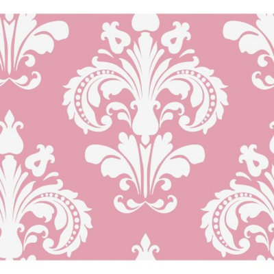 Devine Color Chantilly Wallpaper - Blossom