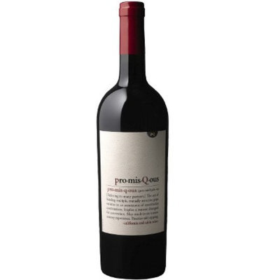promisQous California Red Wine 750 ml