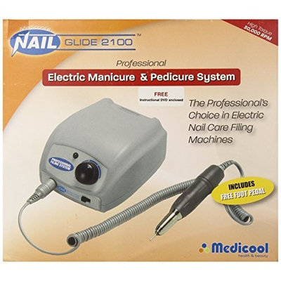 Medicool Nail Glide 2100 Professional Electric Files