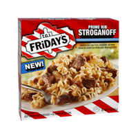 T.G.I. Friday's Prime Rib Stroganoff