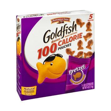 Goldfish® 100 Calorie Pretzel Snack Cracker Pouches