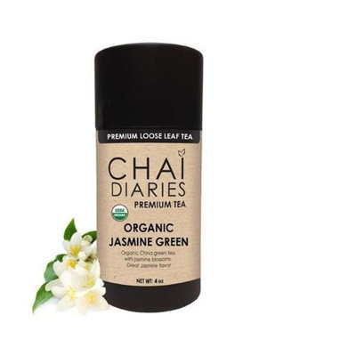 Chai Diaries CDLL - 010 Organic Jasmine Dream