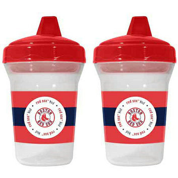 Baby Fanatic MLB Boston Red Sox 2-Pack Sippy Cup