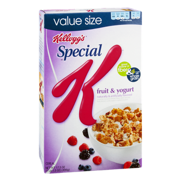 Special K® Kellogg's Fruit & Yogurt Cereal