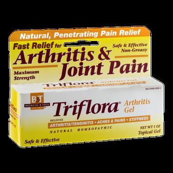 Triflora Arthritis Topical Gel Maximum Strength