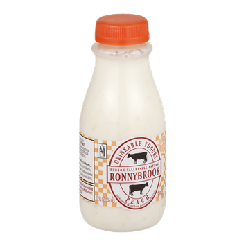 Ronnybrook Drinkable Yogurt Peach