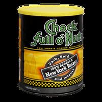 Chock Full O' Nuts 100% Arabica New York Roast Ground Coffee