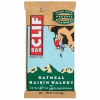 Clif Bar Oatmeal Raisin Walnut Bar