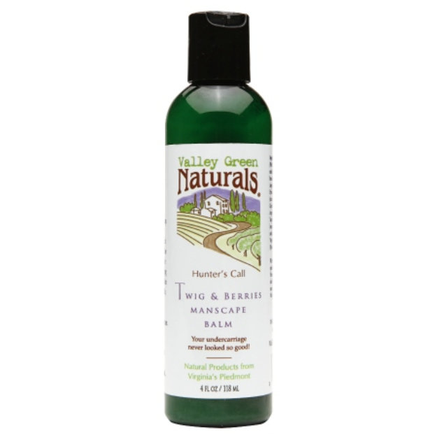 Valley Green Naturals Hunter's Call Twig & Berries Manscape Balm