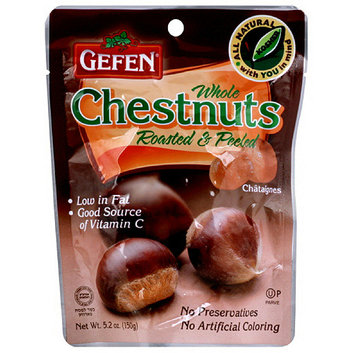 Gefen Roasted Whole Passover Chestnuts (Pack of 12)