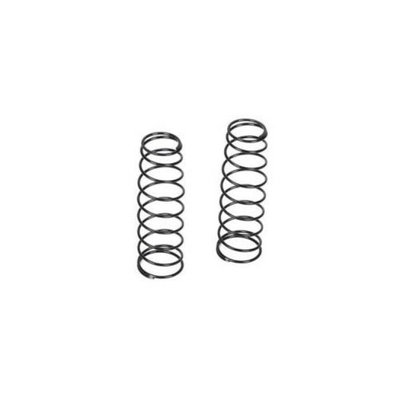 16mm RR Shk Spring, 3.6 Rate, Silver (2): 8B 3.0