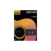 Hal Leonard Guitar Method Acoustic Guitar Book