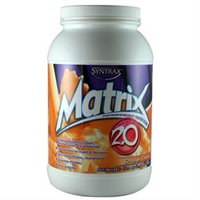 Syntrax Matrix 2.0 Orange Cream - 2 lbs