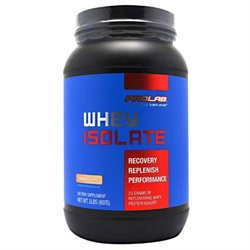 ProLab Whey Isolate Vanilla Creme - 2 lbs