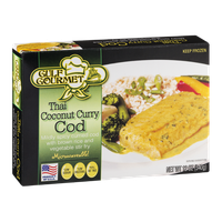 Gulf Gourmet Thai Coconut Curry Cod
