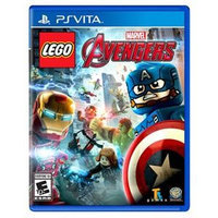 Warner Brothers Lego Marvel's Avengers - Ps Vita