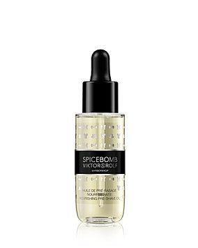 Spicebomb Pre-Shave Oil, 1.0 oz. - Viktor & Rolf