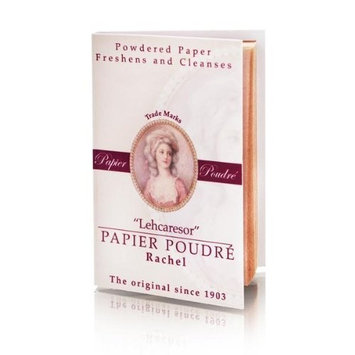 Papier Poudré Papier Poudre Oil Blotting Papers - Rachel 1 Booklet (65 Sheets)