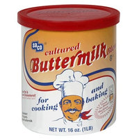 Saco Cultured Buttermilk Blend, 16-Ounce Canister (Pack of 3)