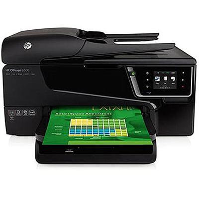 HP Officejet 6600 e-All-in-One Printer