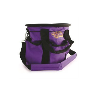 Desert Equestrian Equestria Grooming Bag Purple 10 Inches - 2192