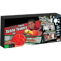 Endless Games ESPN Official Foam Table Tennis Set Ages 8 and up, 1 ea