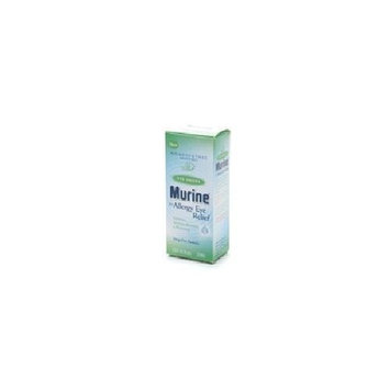 Murine Eye Drops For Allergy Eye Relief - 0.33 Oz 1 Ea