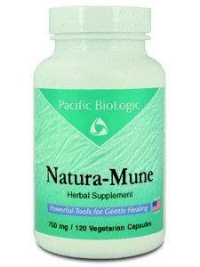 Pacific Biologic Natura-Mune 120 vcaps