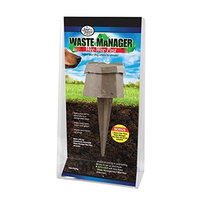 Four Paws Waste Manager Wee-Wee Post, 8