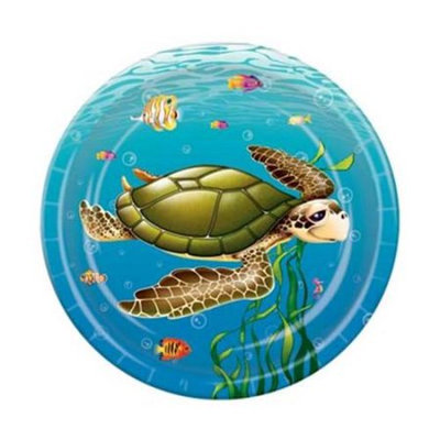 Beistle 58061 Under The Sea Plates - Pack of 12