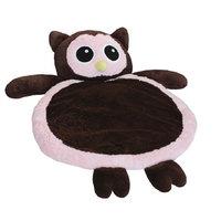 BESTEVER INC Bestever Owl Baby Mat, Pink, 1 ea