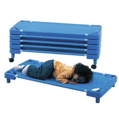 The Children's Factory Cot (Set of 5)
