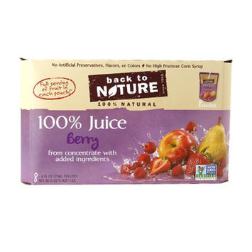 Back to Nature Berry Juice, 48 oz