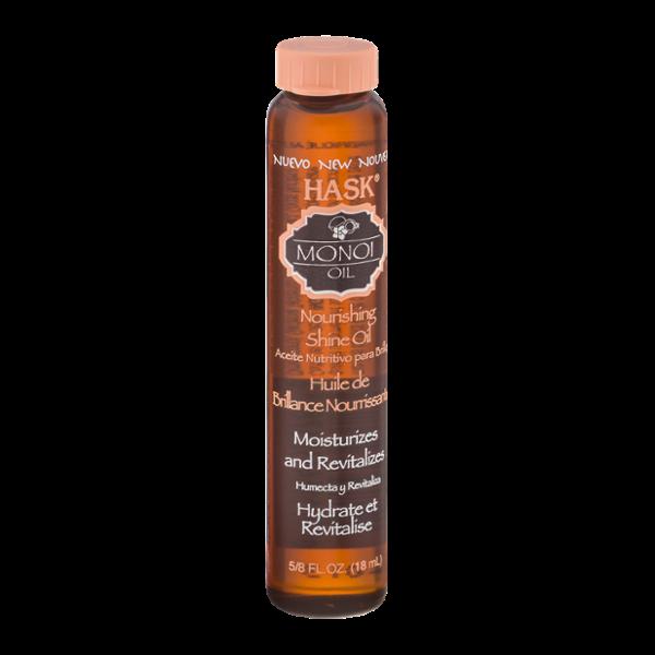 Hask Monoi Oil Nourishing Shine Oil