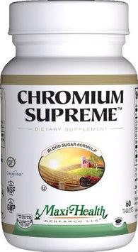 Maxi Health Chromium Supreme - 60 TAB