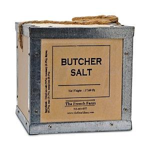 The French FarmButcher Salt Box