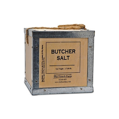 The French Farm Butcher Salt Box