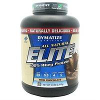 Dymatize Enterprises Inc. Dymatize Elite All Natural Whey Protein Isolate - Rich Chocolate