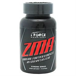 iForce Nutrition ZMA 90 capsules by iForce Nutrition