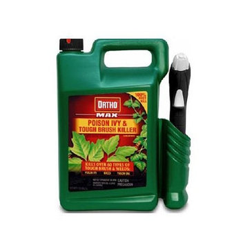 Scotts Ortho Roundup Ortho 0435140 Max Poison Ivy/Tough Brush Killer, 1.33-Gallon