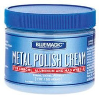 Blue Magic #400 7OZ Metal Polish Cream